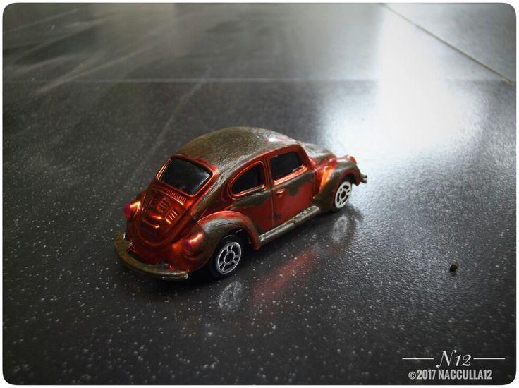 Diecast VW 1300 scale 1:64