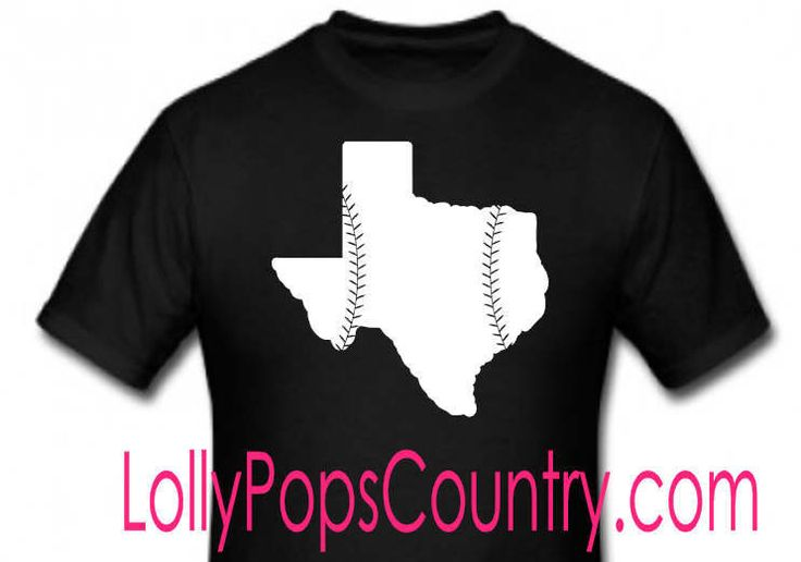 Texas Baseball T-shirt - Pick Your State Baseball T-shirt - Baseball Player Tshirt - MLB Tshirt - Little League T-shirt - Baseball Laces Tee by LollyPopsCountry on Etsy https://www.etsy.com/listing/517580403/texas-baseball-t-shirt-pick-your-state