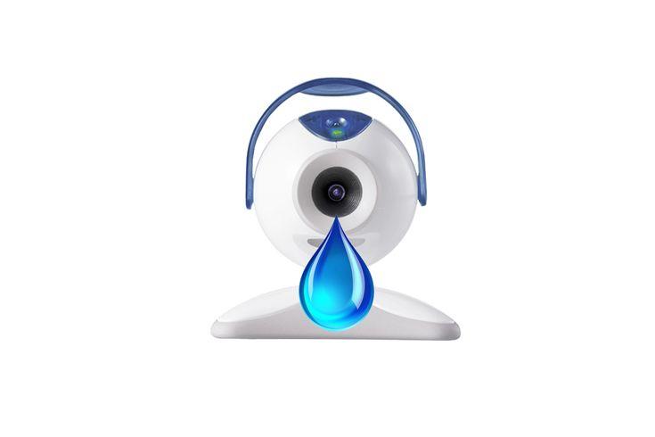 webcam tears
