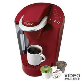 I'm not gonna lie. I have always wanted a Keurig K45 B40 Elite Coffee Brewer