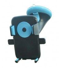 iMONTLINT One Touch 360 Degree Car Mobile Holder - Mount/GPS Holder