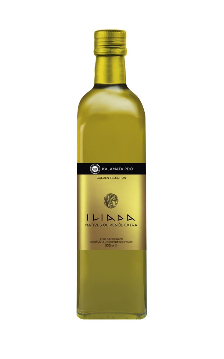 ILIADA PDO Kalamata Extra Virgin Olive Oil 500ml