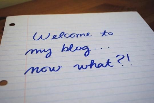 If you want to start up a blog, the best thing to do is just find a topic you care about and get started here.... http://goo.gl/p1CMGA