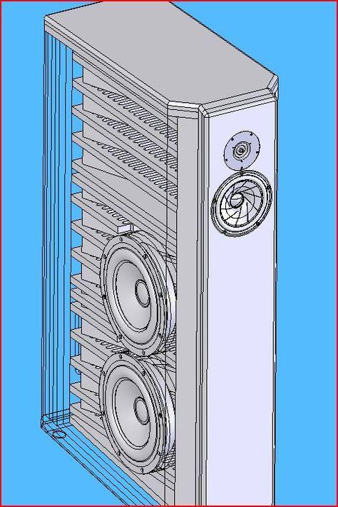 instrument 2 loudspeaker, high fidelity stereo speakers