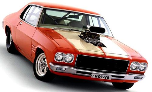 HOLDEN HQ MONARO 1972