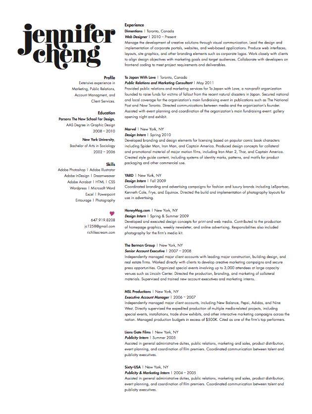 Best Resume  Cv Designs Images On   Cv Design