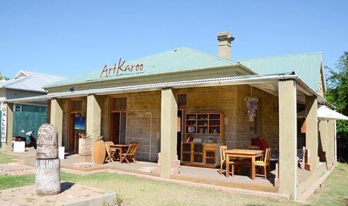 Art Karoo Gallery in Oudtshoorn