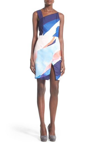 Finders Keepers the Label 'Diving Under' Minidress available at #Nordstrom