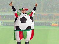 Playtastic Selbstaufblasendes Fan-Kostüm Italien für nur 59,95 sFr
