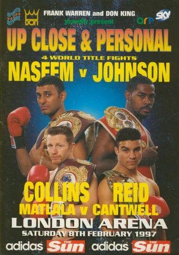 boxing poster prince naseem - Google Search