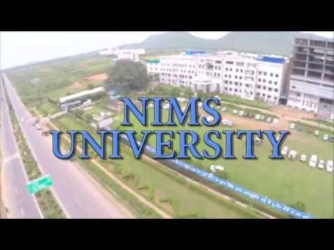 NIMS university jaipur-  Corporate film | MEDICAL COLLEGE | NEWS INDIA