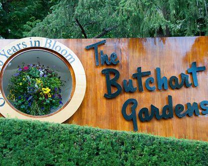 Butchart Gardens - Isla Victoria, Canadá