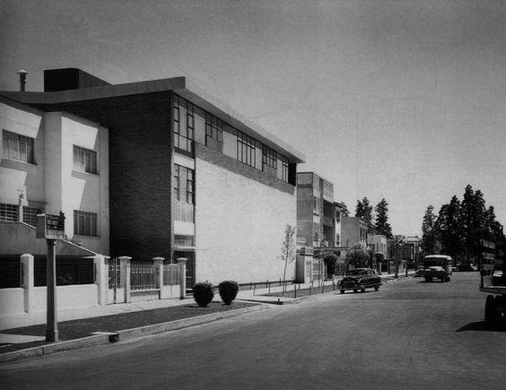 Club Deportivo 1955   Col. Polanco México D.F.  Arq. Vladimir Kaspé