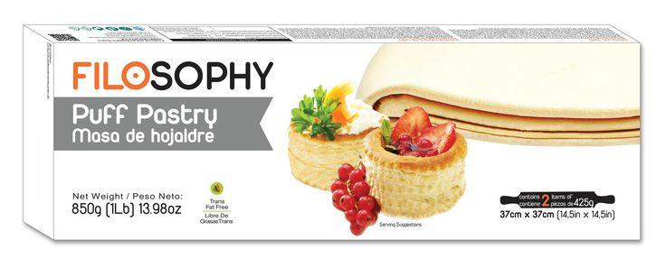 Puff Pastry - Masa de hojaldre