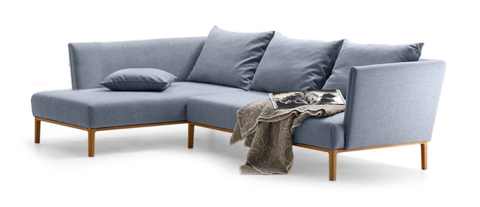 11 besten sofas mit vollholzelementen bilder auf pinterest sofas modernes design und sofa sessel. Black Bedroom Furniture Sets. Home Design Ideas
