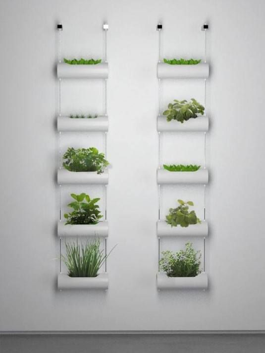 Impressive Vertical Indoor Gardens That Will Steal The Show