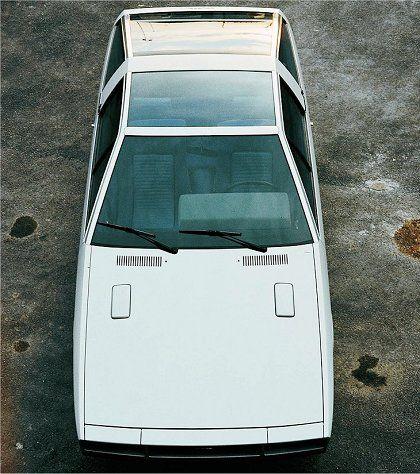 Loudpop Voyager - goodoldvalves: Hyundai Pony Coupe concept...
