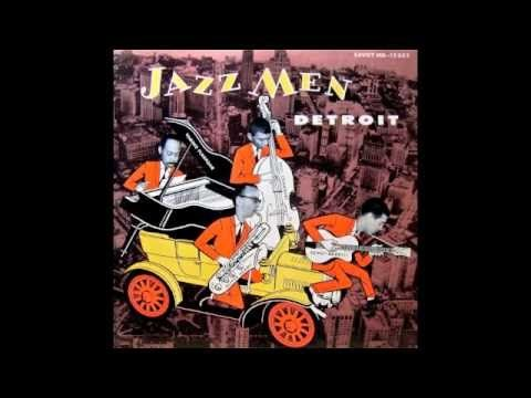 Savoy MG 12083. Kenny Burrell, Paul Chambers, Pepper Adams, Tommy Flanagan, Kenny Clarke play Afternoon in Paris and Your Host.