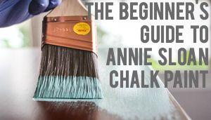 Der Anfänger-Führer zu Annie Sloan Kreide-Farbe