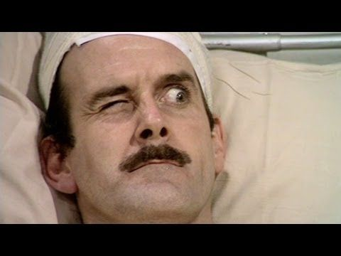 Top 10 Fawlty Towers Moments - Fawlty Towers was famously inspired by a seethingly rude hotel proprietor John Cleese encountered whilst away filming with the Monty Python team.