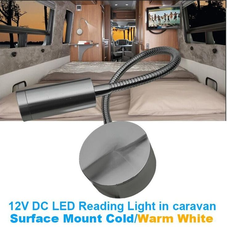 Cheap light bulb pendant light, Buy Quality light spectrum directly from China light stairway Suppliers: 12V DC LED Reading Light Flexible Talk Interior light Caravan Camper Trailer/RV/Bedide Wall Lamp Cold Warm White