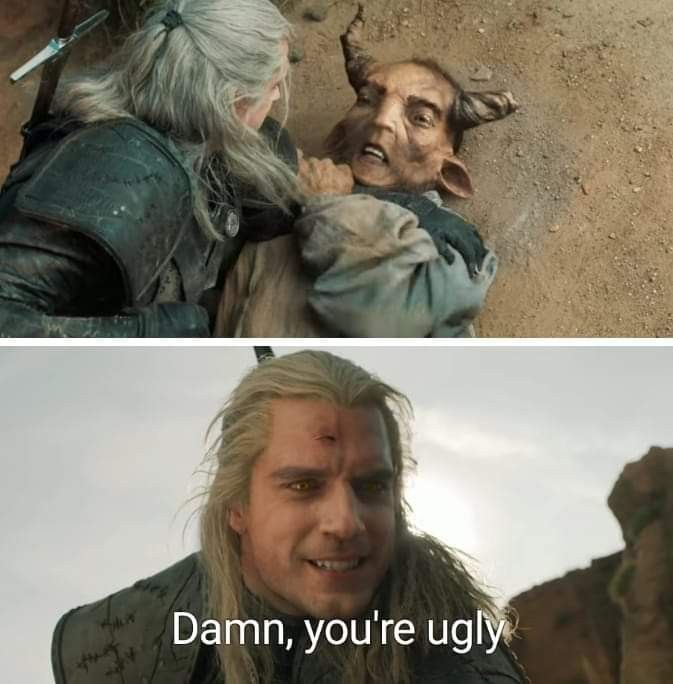 The Witcher Memes The Witcher Memes Witcher Memes The Witcher