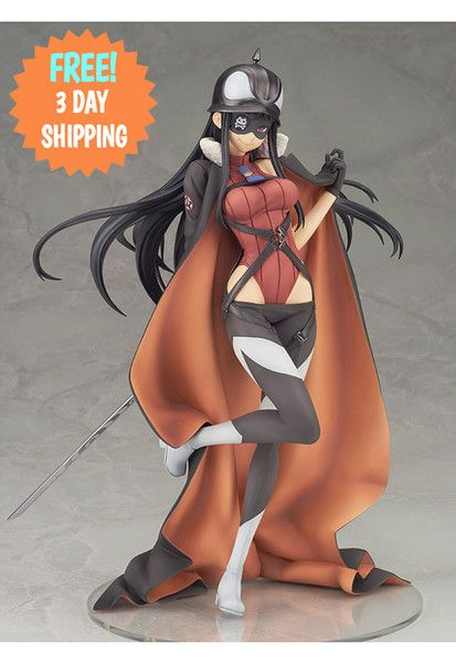 From 'World Conquest Zvezda Plot' comes the newest 1/7 scale figure of Lady Plamya!