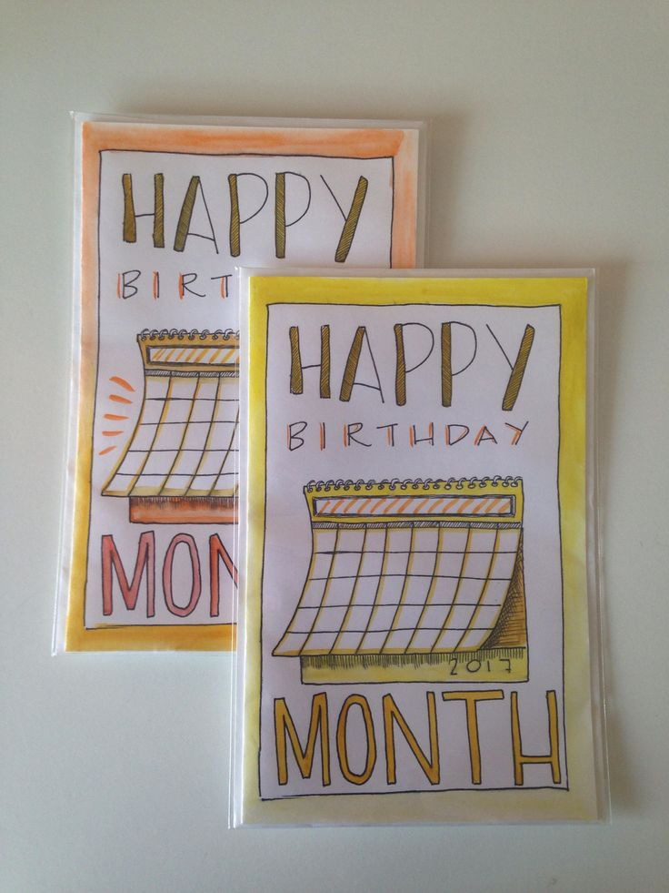 Excited to share the latest addition to my #etsy shop: Happy Birthday Month: Mushpa + Mensa Original Watercolored Design Greeting Card - Blank Inside - Card & Envelope http://etsy.me/2B7yeMn #papergoods #birthdaycard #happybirthday #birthdaymonth #greetingcard #humor #