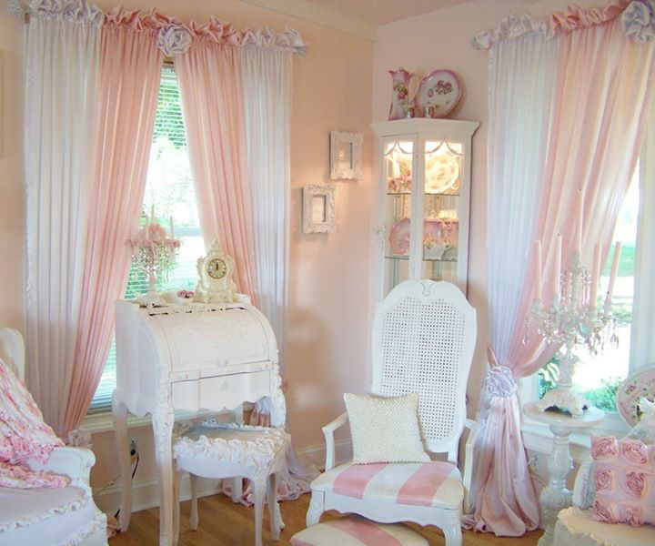 33 Sweet Shabby Chic Bedroom Décor Ideas: 47 Best Images About Lolita Room Inspiration On Pinterest