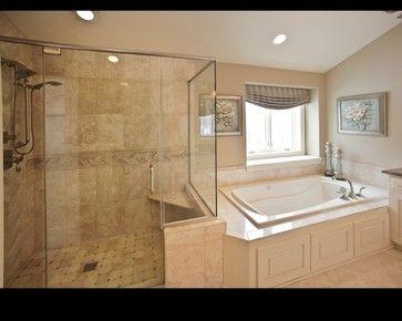 Tile Tub Deck Design Ideas, Pictures, Remodel and Decor