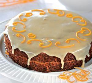 Глазированный морковный торт. Пошаговый рецепт с фото, удобный поиск рецептов на Gastronom.ru