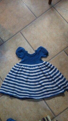Детское платье 4