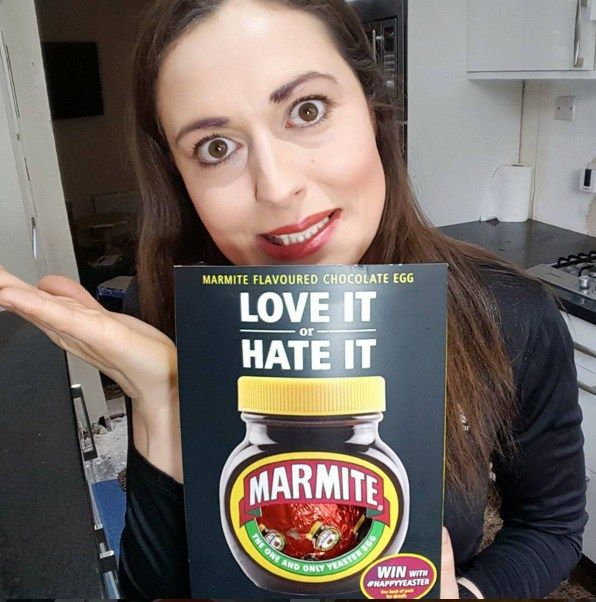 The Marmite Chocolate Easter Egg – Love or Hate It?