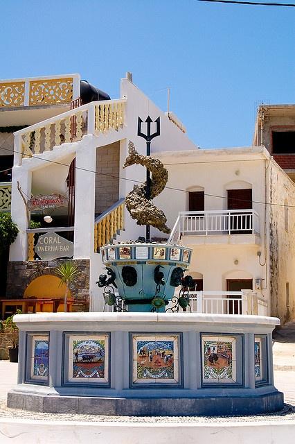 Diafani, Karpathos, Greece by kruijffjes, via Flickr