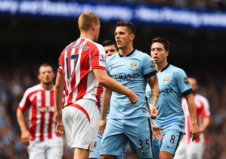 Stevan Jovetic - Manchester City v Stoke City 30th August 2014 #MCFC #SCFC #EPL