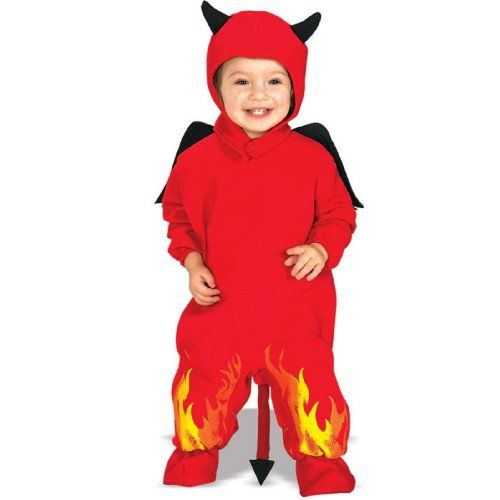 Lil Devil Newborn Costume - Kids Costumes