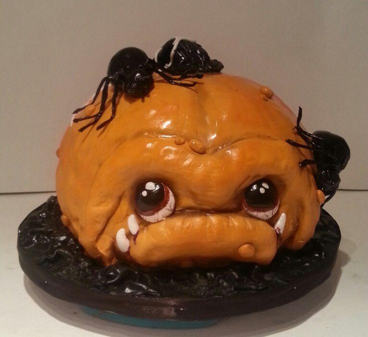 Hallowell pumpkin