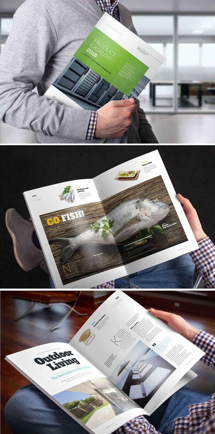Brochure Catalog Mockup Psd Brochure Brochure Design Mockup