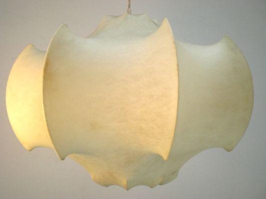 Castiglioni chandelier mod. Viscontea -1960 - cocoon Flos