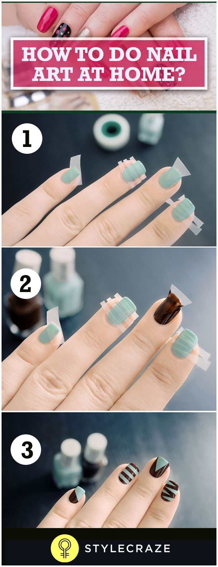 We often see complicated tutorials of intricate designs and are often put off by it. Something a little simpler would definitely draw more people in. Maintaining your nails is honestly the best accessory since you just need to do them only about, once a week.
