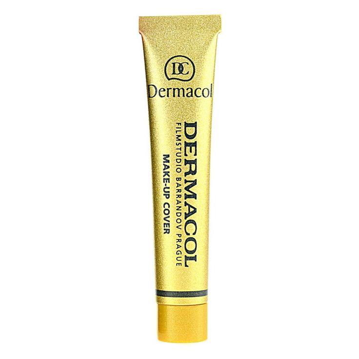 Dermacol Cover extrem deckendes Make-up SPF 30 Farbton 211 30 g