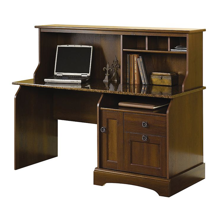 Desk With Hutch Office Depot Woodworking Projects Amp Plans