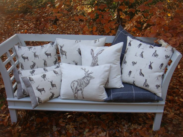 Milton and Manor fabric made by V.H.DESIGNS