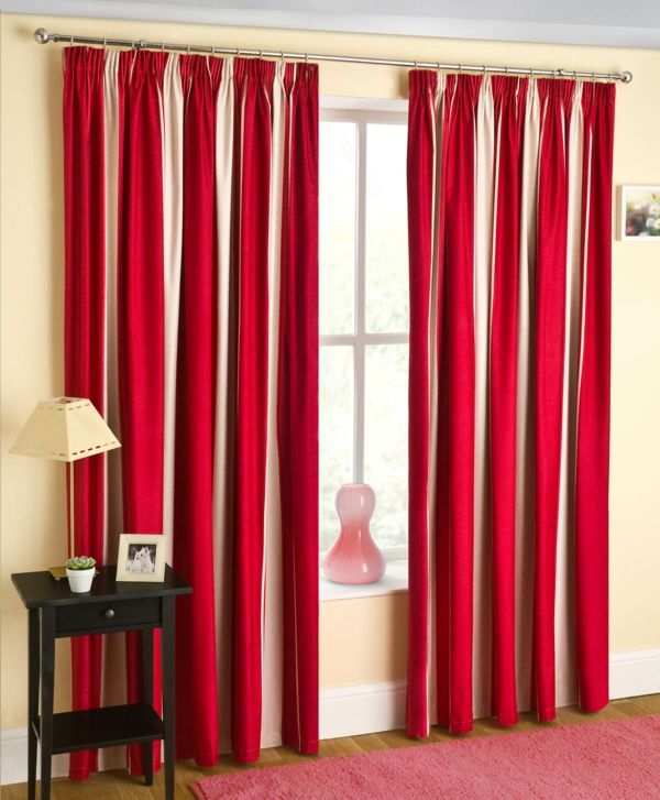 Ideal fenstergardinen gardinenideen blickdichte gardinen verdunkelungsvorh nge