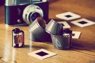 Photographers who refuse to abandon film. Like me. Creativity.