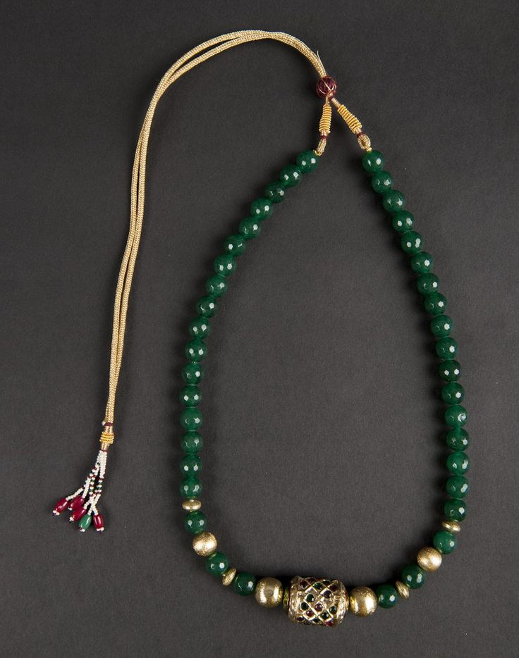 I like the way you can adjust this necklace.