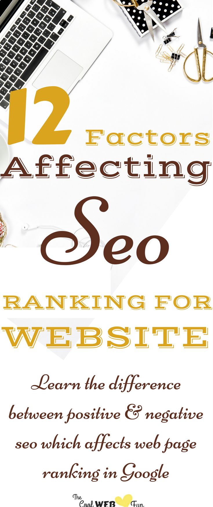 #SEO search engine optimization tips and tricks for ranking in search engines. The list of seo ranking factors.