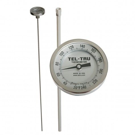 Hay and Compost Thermometer