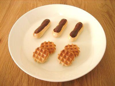 More sweets-themed hashioki!