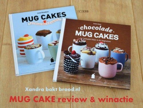 Mug cake review & winactie